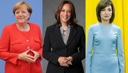 Президентки та очільниці уряду: якими країнами світу керують жінки