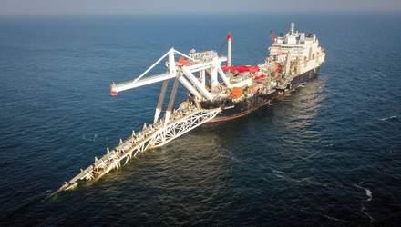 """Польща ввела санкції проти суден, які беруть участь у будівництві """"Північного потоку-2"""""""