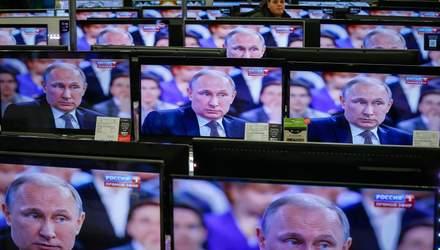 Нова холодна війна і НАТО: чим годують росіян з екранів федеральних каналів
