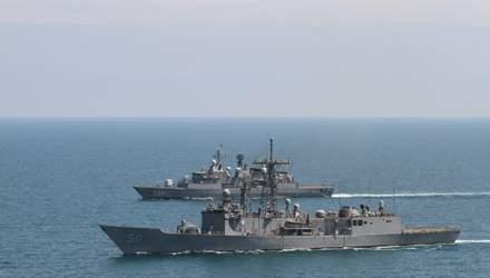 """Блокування руху в Чорному морі: США звинуватили Росію в """"неспровокованій ескалації"""""""