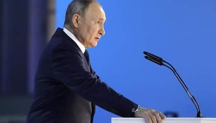 Щорічне послання Путіна: про що не згадав і ніколи не скаже очільник Кремля