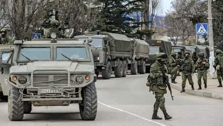 Лякають танками, як у пісочниці, – як кримчани реагують на військові дії Кремля на півострові