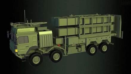 """""""Південне"""" представило нову потужну зенітно-ракетну систему """"Кільчень"""" – Техніка війни"""