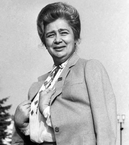 Валентина Шевченко померла у 2020 році