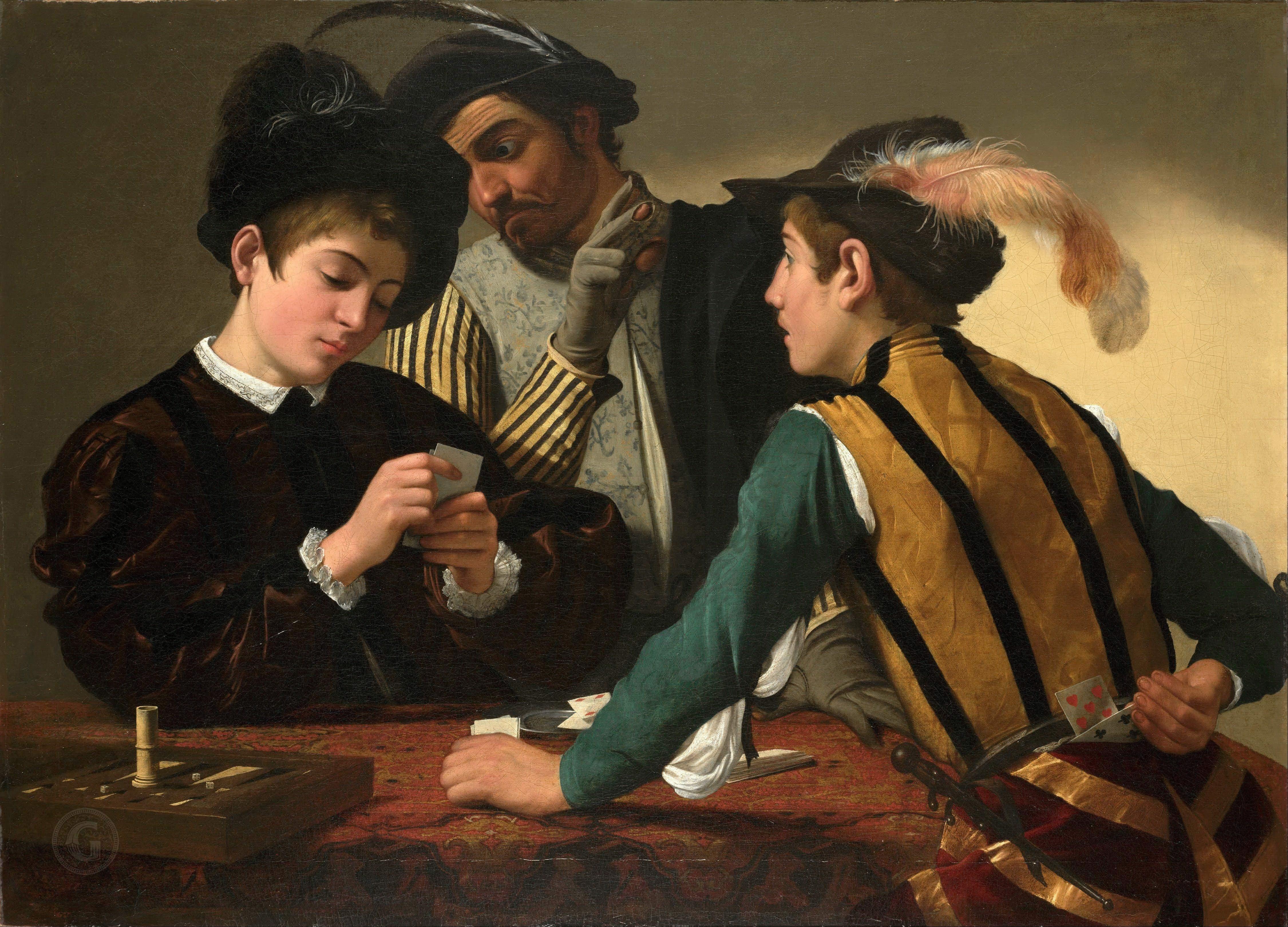 Мистецтво і гемблінг: картини, присвячені азартним іграм