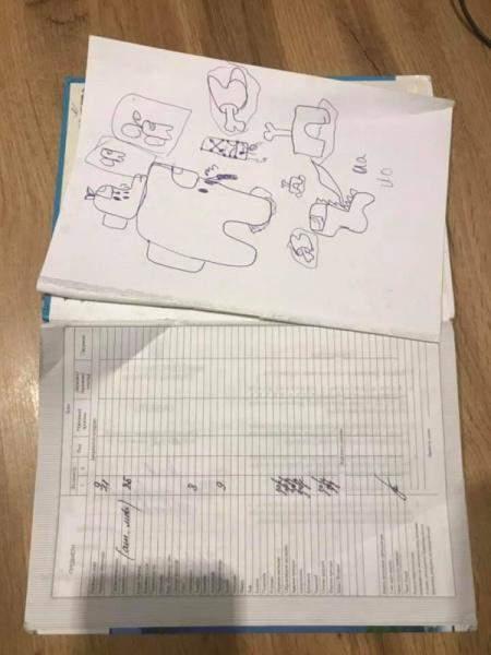 В Тернополі вчителька вирвала сторінку зі щоденника учня
