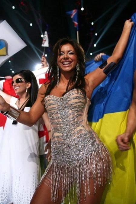 Ані Лорак на Євробаченні-2008