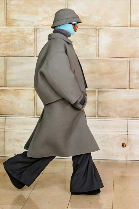 Marc Jacobs осінь – зима 2021/22
