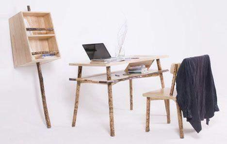 Удобно использовать такой стул в офисе