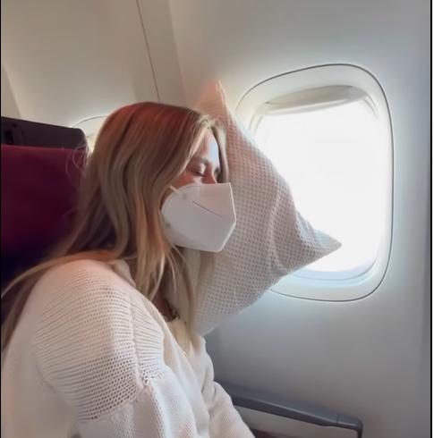 на такі подушці можна навіть спати в літаку