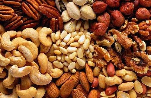 Горіхи містять рослинний білок та корисні жири