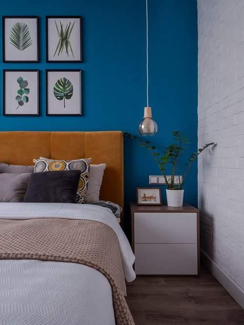 Стіна, виділена кольором