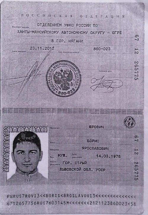 паспорт російський кандидат стрий міські вибори