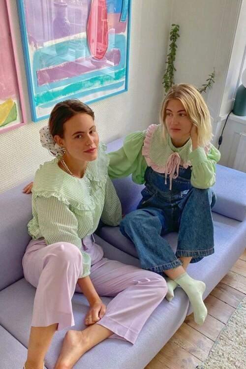 Стильні елементи гардероба скандинавського стилю / Фото Vogue