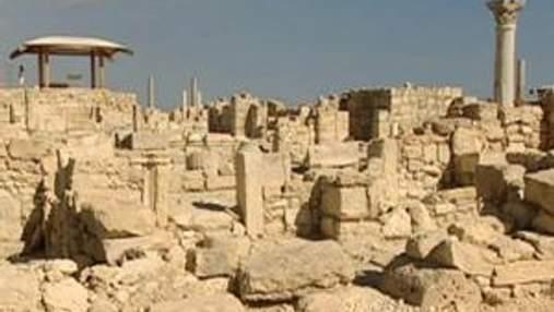 Екскурсія у давньогрецькі часи на Кіпрі обійдеться Вам у 35 євро
