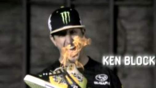 Кен Блок – пожирач автомобільних покришок