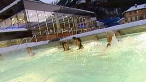Бад-Гаштайн: поніжитися у мінеральних ваннах зможете за 20 євро
