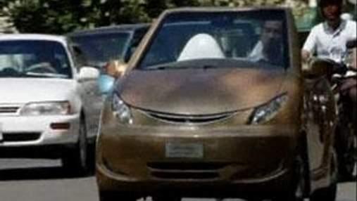 В Камбодже выпустили собственный автомобиль