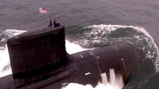 Підводні човни з ядерними реакторами можуть місяцями перебувати під водою
