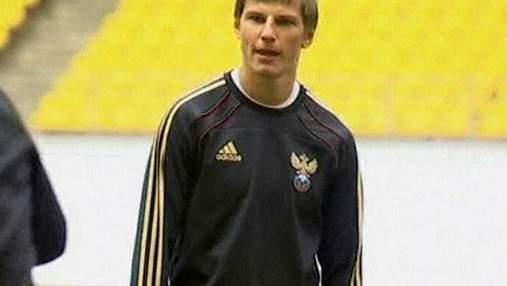 Андрій Аршавін - гравець, на якого найбільше сподіваються росіяни