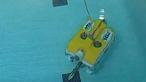 Подводный робот будет исследовать морские глубины