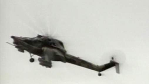 Мі-24, Мі-28 та Ка-50 - гордість гелікоптерної техніки російської армії