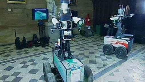 Роботів нового покоління можна залучати до роботи спецслужб