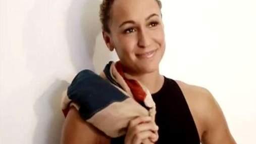 Джессика Эннис - атлетка с лицом ангела и мужским характером