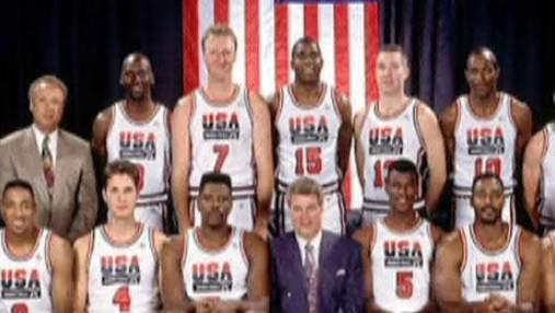 Dream Team-1992 - команда из 12-ти лучших баскетболистов мира