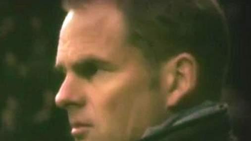 Франк де Бур - один из лучших защитников мирового футбола на тренерском пути