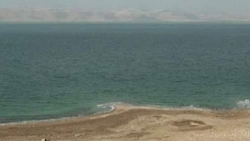 Мертвое море - самое целебное в мире