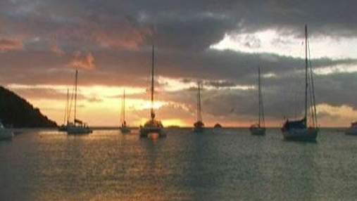Британские Виргинские острова - архипелаг из 50-ти островов