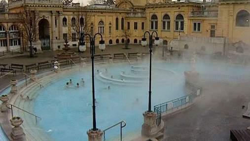 Будапешт - бальнеологическая столица мира