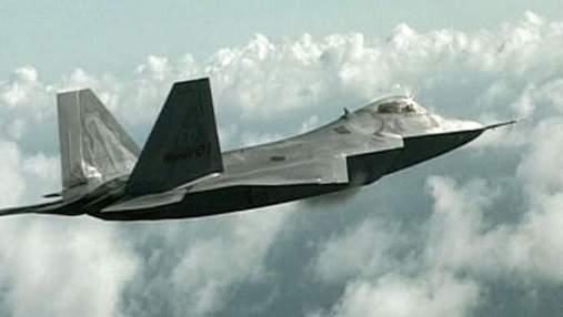 F-22 Raptor - винищувач, у якому найбільш впевнена американська армія