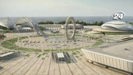 В Сочі незабаром стартують 22 зимові Олімпійські ігри