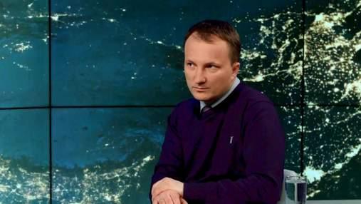"""""""Опозиційний уряд"""" запустила Москва як політичне крило терористів, — політолог"""