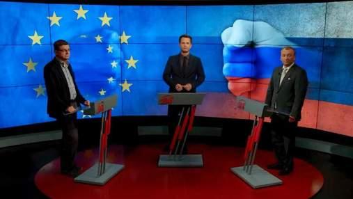 Санкциями по Кремлю до января 2016: целесообразно, но недостаточно.