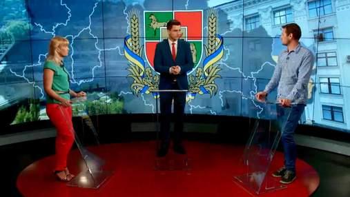 Что необходимо Луганской области и какие вызовы стоят перед новым главой?