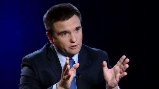 Клімкін пояснив, чому світ ніколи не визнає анексію Криму
