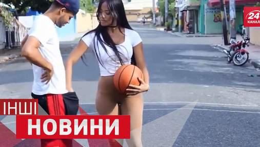 ДРУГИЕ новости. Зачем доминиканка щупала мужчин на улице. Как снимают кино