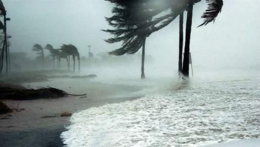 """Американець спеціально потрапив в епіцентр смертельного урагану """"Метью"""""""