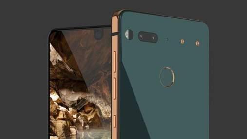 Власний смартфон випустив один з творців Android
