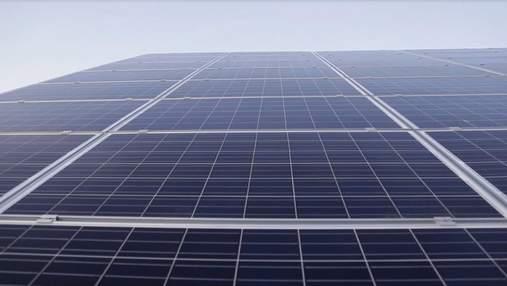 В Китае появилась самая большая  в мире плавучая солнечная электростанция: фото