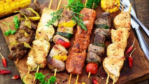 Рецепти маринадів для шашлику, які зроблять м'ясо неймовірно ніжним
