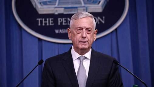 Глава Пентагону США вказав на стратегічну небезпеку з боку Росії