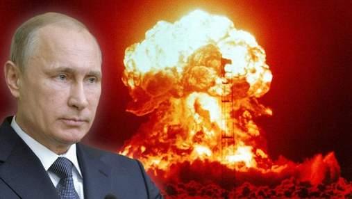 Москва сьогодні не може виробити ядерні заряди, – військовий про російські випробування