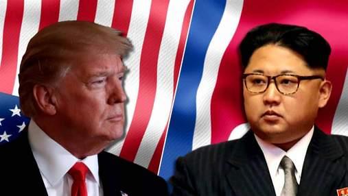 Трамп зробив важливу заяву щодо історичної зустрічі з Кім Чен Ином