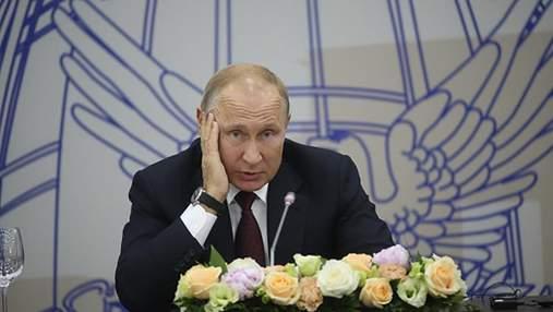 Путін прокоментував свою участь у наступних виборах президента Росії