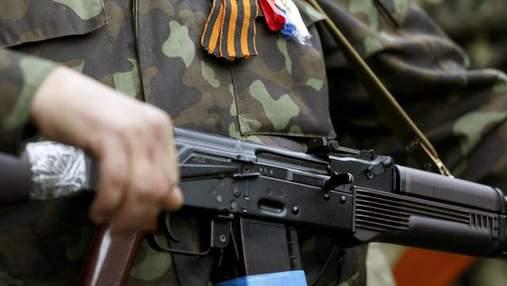 """Боевики заявили о задержании 2 украинских военных-""""дезертиров"""""""