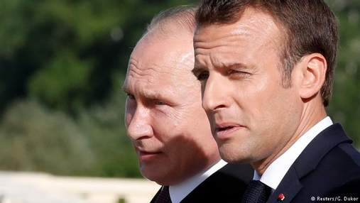 Макрона сделал тревожные заявления, и этим воспользуется Путин, – дипломат